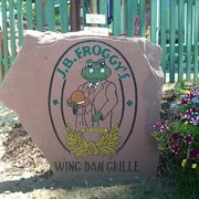 Froggy Sign
